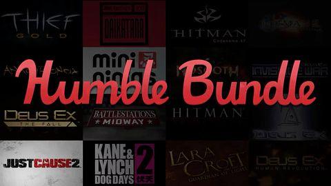 Aż 16 gier od Square Enix w nowym Humble Bundle