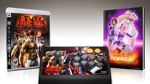 Tekken 6 będzie miał premierę 27 października