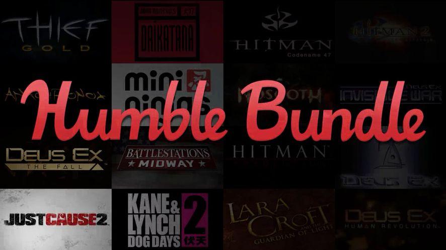 Kolejne gry w Humble Bundle od Square Enix