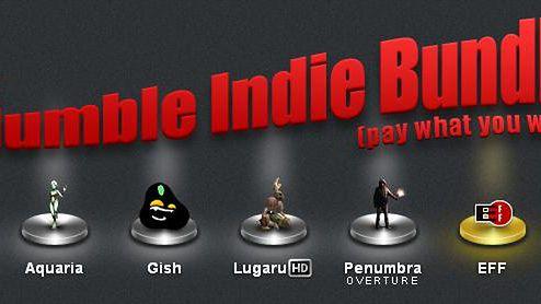 Humble Indie Bundle - linuksiarze najhojniejsi