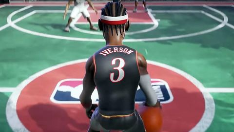 NBA Playgrounds - chyba na to czekałem