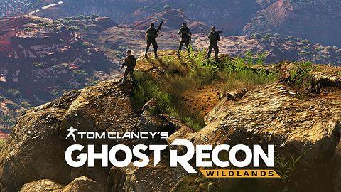 Ubisoft chwali się nagrodami dla Ghost Recon: Wildlands
