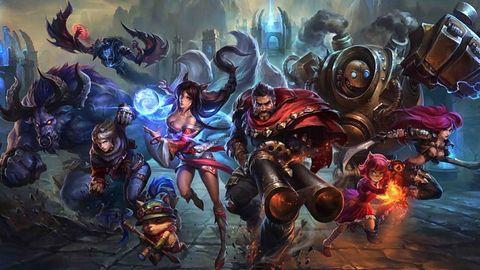 Gracze z Syrii oraz Iranu pozbawieni możliwości grania w League of Legends
