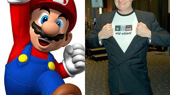 Głos Mario mówi, że powstaje nowa gra z popularnym hydraulikiem