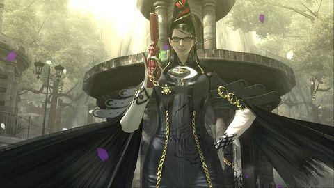 Pierwsze wrażenia: Bayonetta