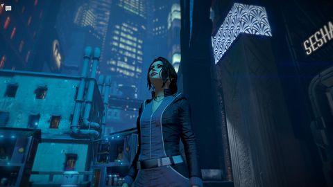 Dreamfall Chapters: The Longest Journey - recenzja