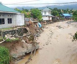 Katastrofalne powodzie w Indonezji. Co najmniej 50 ofiar śmiertelnych