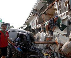 Trzęsienie ziemi w Indonezji. Władze ostrzegają przed tsunami