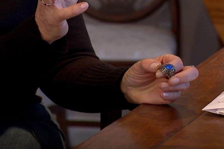 Zgubiła pierścionek w USA. Znalazł się 47 lat później w lesie w Finlandii