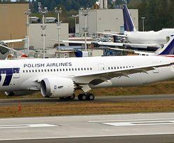 Uziemieni pasażerowie w Meksyku. Awaria Dreamlinera PLL LOT