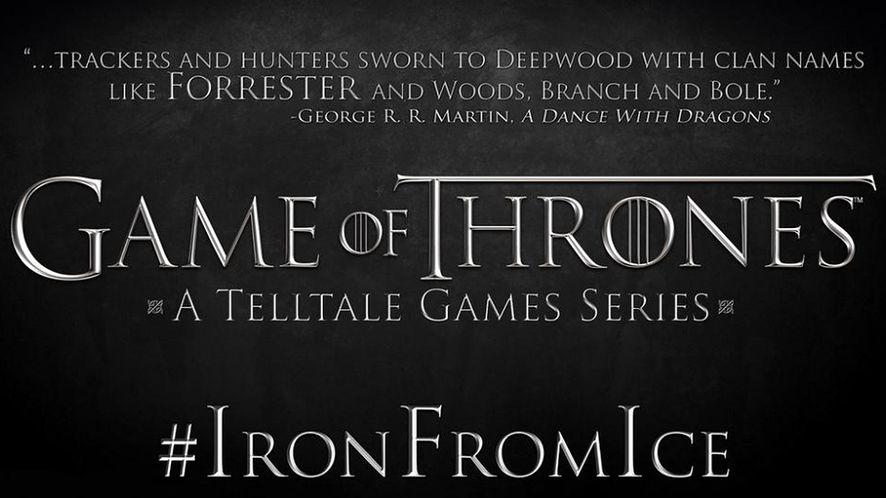 Pierwsze informacje o Game of Thrones od Telltale Games