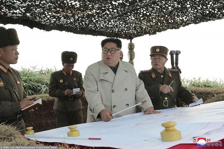 Korea Północna. Kim Dzong Un nazwał imbecylem premiera Japonii