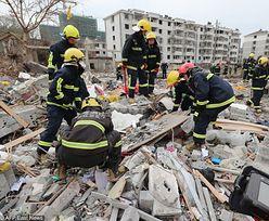 Potężna eksplozja w Chinach. Runęły budynki, są zabici i wielu rannych