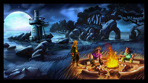 The Secret of Monkey Island 2: Le Chuck`s Revenge Special Edition na nowych obrazkach
