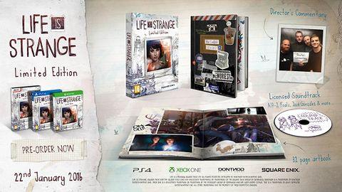 Pudełkowe wydanie pierwszego sezonu Life is Strange trafi do sklepów w styczniu