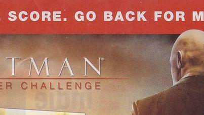 """""""Rozgrzeszenie"""" to nie jedyna gra z Hitmanem, jaką zobaczymy w tym roku [HITMAN: SNIPER CHALLENGE]"""