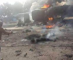 Koszmarny wypadek w Afryce. Trwa identyfikacja ofiar