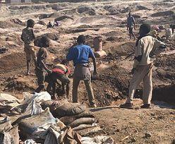 Katastrofa w nielegalnej kopalni złota. Nie żyją 22 osoby