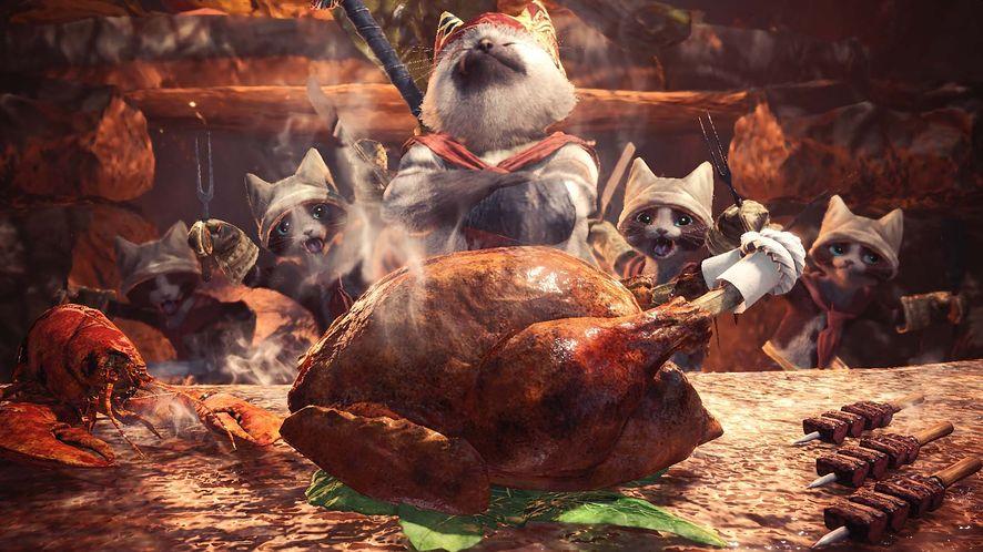 Łowcy byli naprawdę wygłodniali. Capcom chwali się rekordem Monster Hunter World