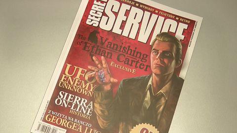 """Na powrót """"Secret Service"""" zebrano 284 tysiące złotych. Po dwóch numerach przyszłość pisma stoi pod znakiem zapytania"""