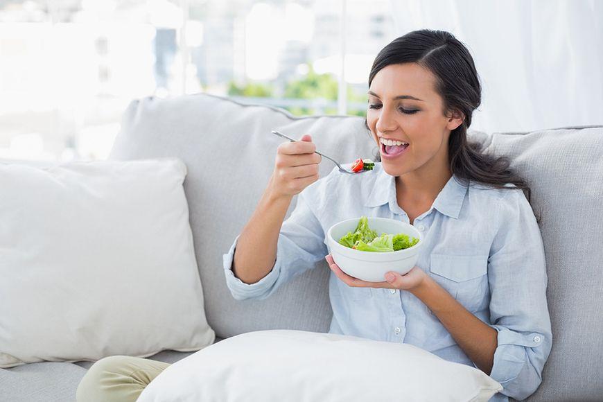 Częste spożywanie posiłku