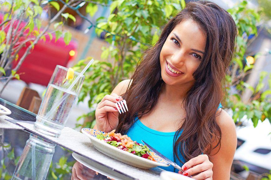 Regularne odstępy czasu pomiędzy posiłkami