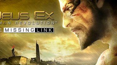 Wyraźnie Brakujące ogniwo nowego Deus Ex - recenzja