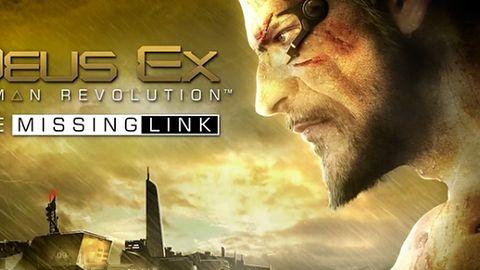 Dodatek do Deus Ex będzie miał sensowną walkę z bossem