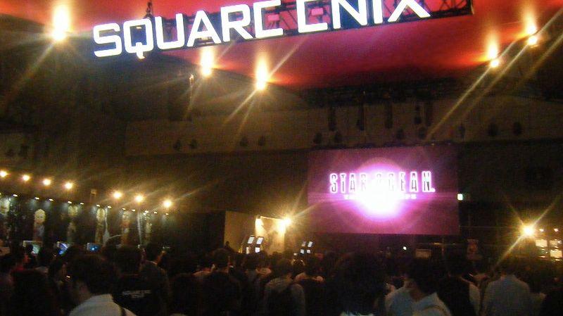 Square Enix - stachanowiec rynku wydawniczego