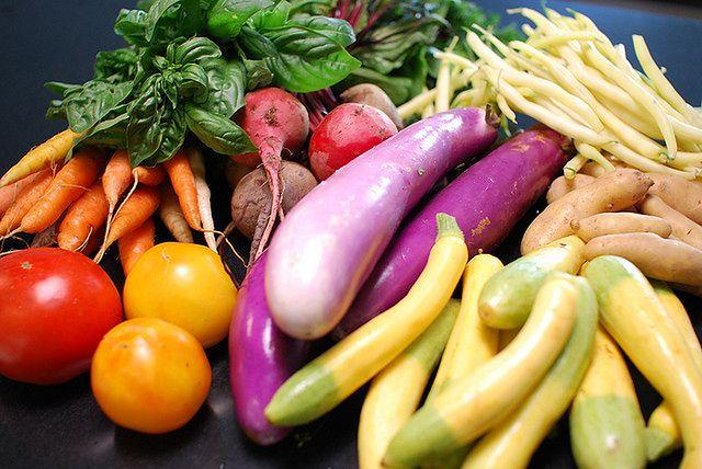 Dieta wegetariańska – dobry wybór