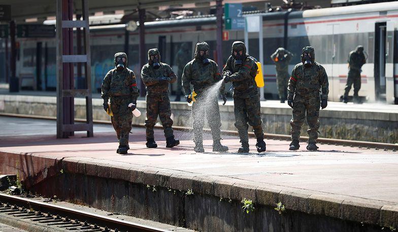 Koronawirus w Hiszpanii. Znów rekordowo wysoka liczba ofiar