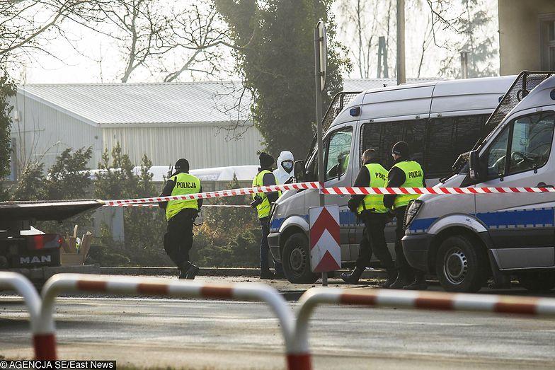 W akcji zginął policjant. Osierocił dwoje dzieci