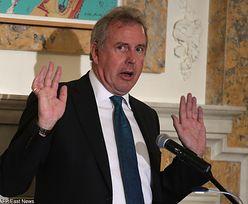 USA. Ambasador Wielkiej Brytanii zrezygnował ze stanowiska