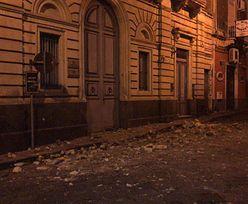 Trzęsienie ziemi na Sycylii. Panika w Katanii