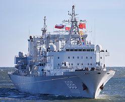 Chińskie okręty wojenne w Gdyni!