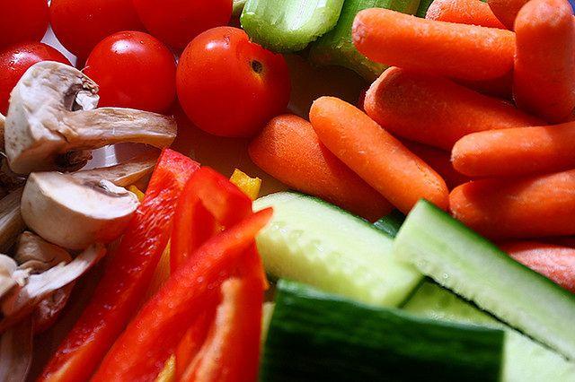 Przejście na zdrowe odżywianie