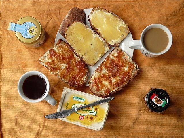 Obowiązkowe śniadanie