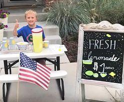 6-latek spełnił życzenie umierającego ojca. Jego mama była zachwycona