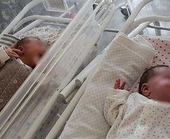 Niezwykły przypadek w Kazachstanie. Bliźniaki urodziły się w odstępie 2 miesięcy