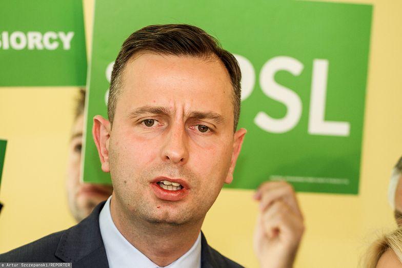 Wybory 2019. Lider PSL Władysław Kosiniak-Kamysz