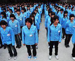 Skandal w Chinach. Uczniowie pracowali po 11 godzin przy produkcji iPhone X