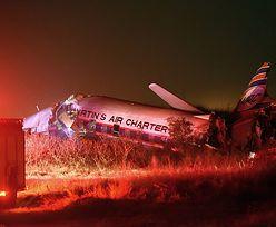 Katastrofa lotnicza w RPA. Pokazali nagranie pasażera