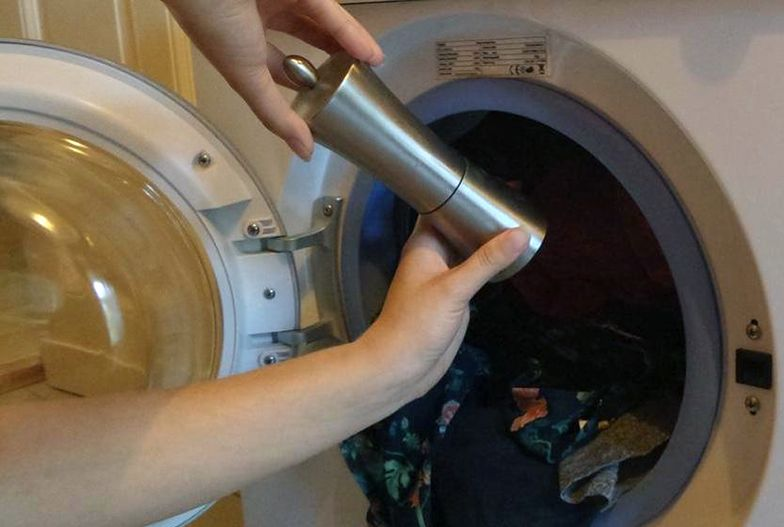 Pieprz pranie. To ma sens