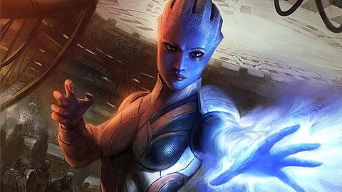 Konkurs: wygraj komiks Mass Effect: odkupienie!