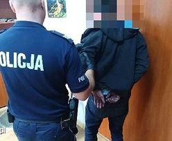 Dolny Śląsk. Policjanci uratowali 33-latka. Teraz trafi do więzienia