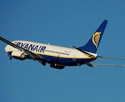 Ryanair zostawił pasażerów na lotnisku bez transportu do Polski