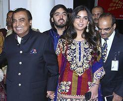 Córka indyjskiego miliardera wychodzi za mąż. Beyonce dała prywatny koncert