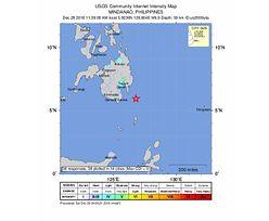 Silne trzęsienie ziemi na Filipinach. Strach przed tsunami