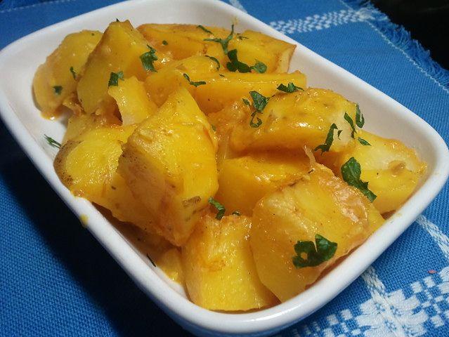 Ziemniaki w ziołach