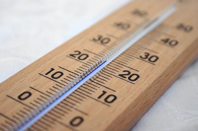 Właściwa temperatura powietrza
